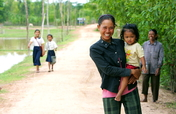 Empower Cambodia Leaders Protect their Children