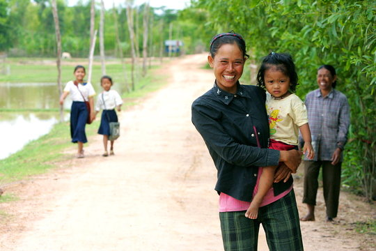 Empower Cambodia Leaders to Protect their Children