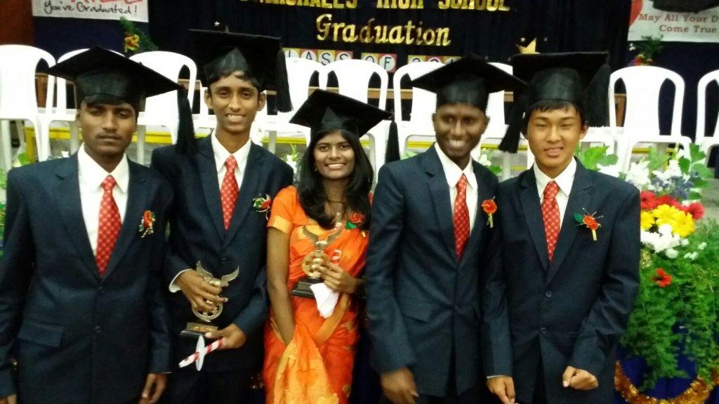 10th Grade Graduation