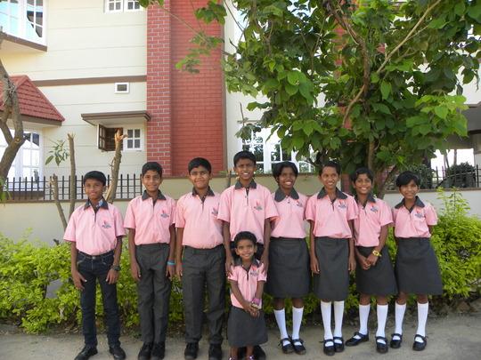 New Home Children Attending Brighton School