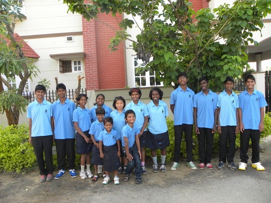 Our Children at Capstone Community School