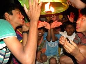 Lanterns for Diwali