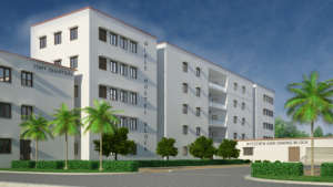 Proposed Girls Hostel Building