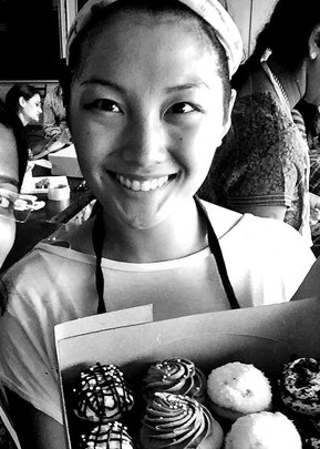 Master mind behind 'Cupcake for a cause'