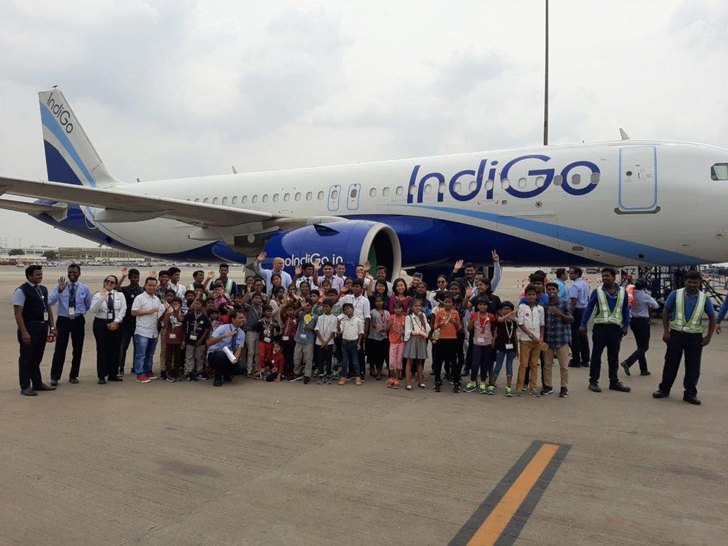 Indigo Tour