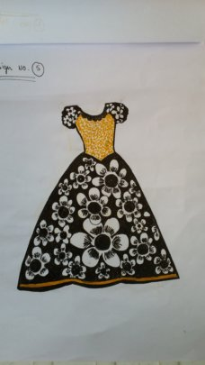 Katini wants to become Fashion Designer
