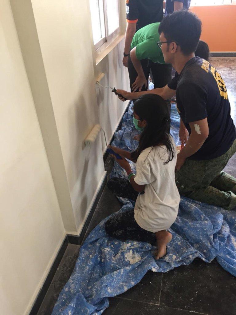 Painting program