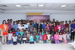 Visit to Bangalore Airport -RH Children