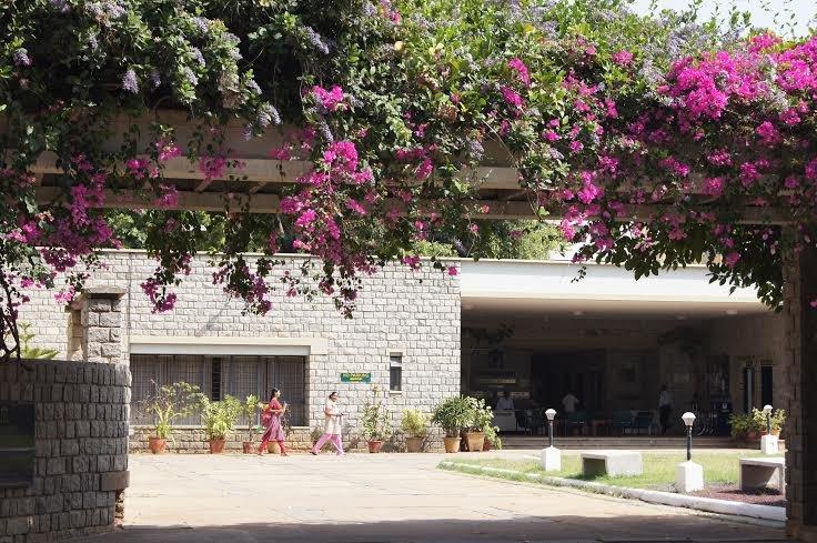 Karunashraya Entrance
