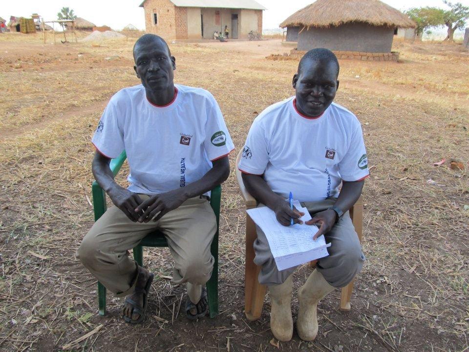 Village Health Team workers