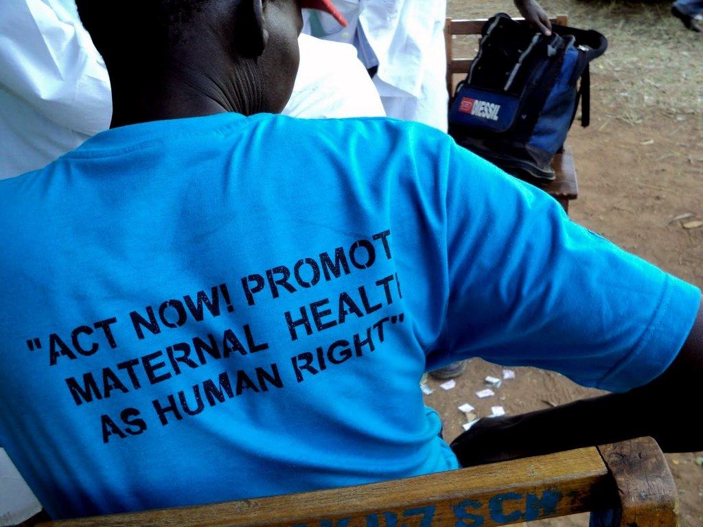 Promote Maternal & Sexual Health in N. Uganda