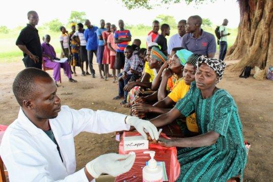 Promoting Gender Equity & HIV Prevention in Uganda