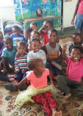 Older children very happy with the new arrangement