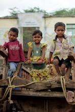 Village Children Play - Beneficiaries of Our Work