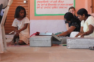 Mobile Health Clinic Supports Village