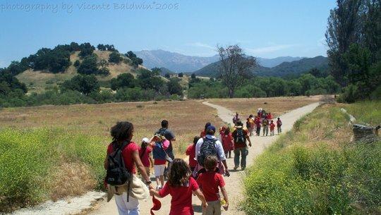 Sierra Club Inner City Outings Youth Program