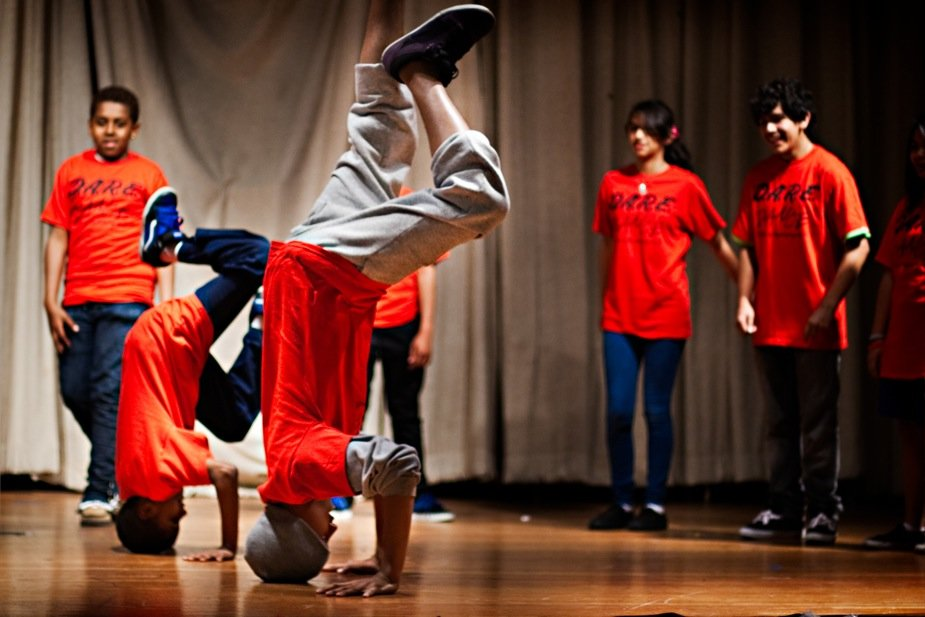 After school Dance Programs for Youth at Risk.