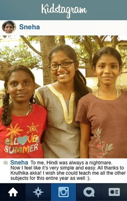 Education for Underprivileged Children - Bangalore