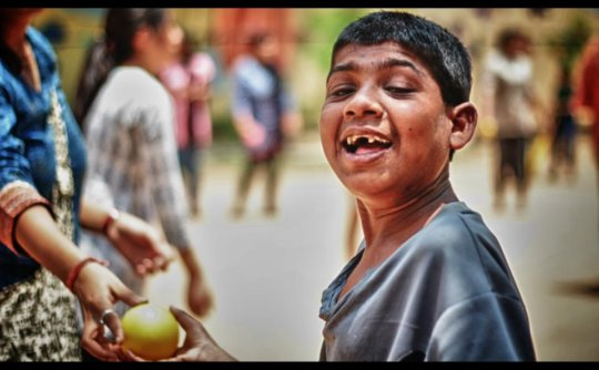 Education for Underprivileged Children - Bangalore