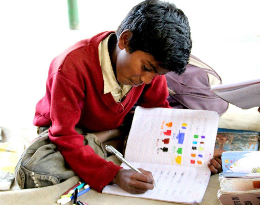 Educate 2000 Underprivileged Children In India