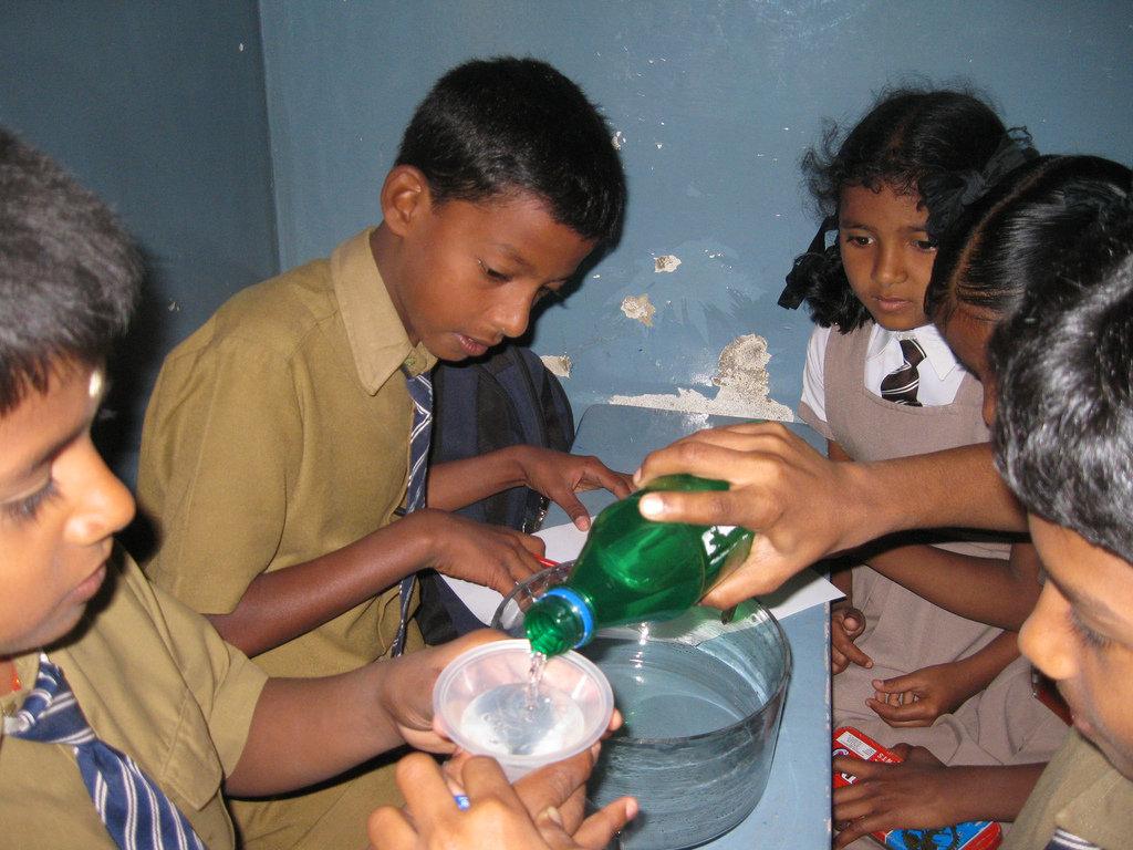 Improve school learning for 40,000 children!