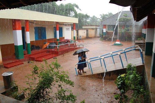 Govt school, Karnataka India