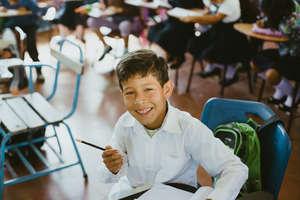Classes help children master reading & writing