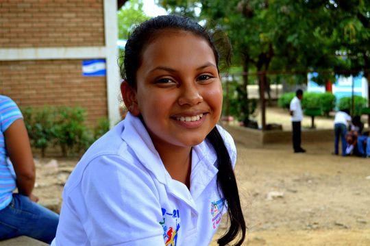 Adriana*, primary student in Fabretto
