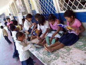 El Carrizo Reading Club