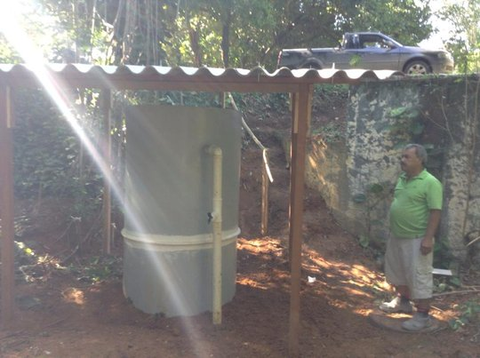 Biodigester working