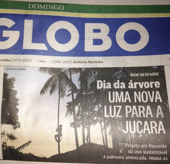 Projeto Amavel in newspapers