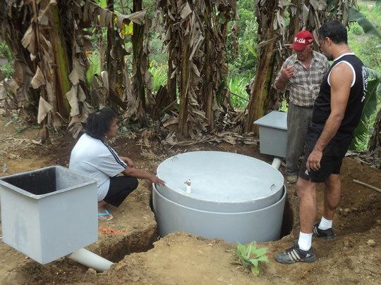 Biodigester social environmental economical impact