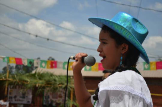 Singer: Honduras Cultural Festival!