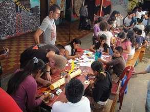 Los Patojos After School Art Workshop
