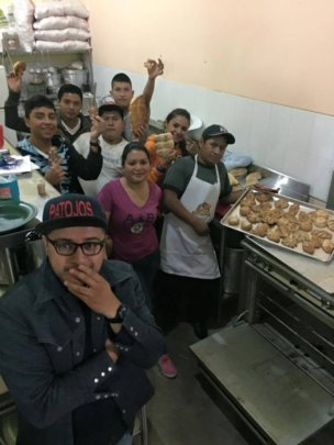 Los Patojos' Baking Class