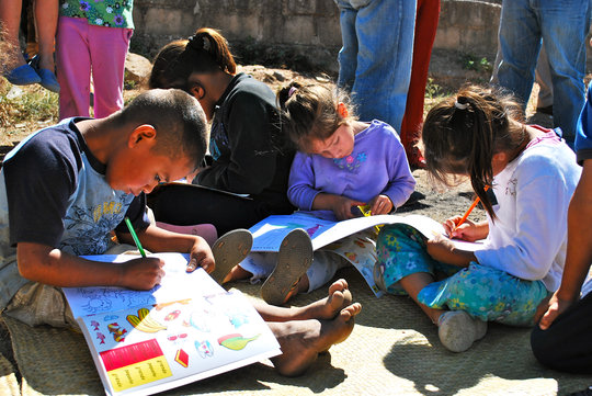 Mobile Library Project in Tegucigalpa, Honduras
