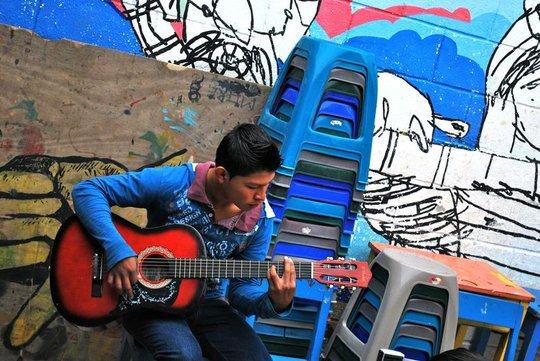 Music Time in Guatemala