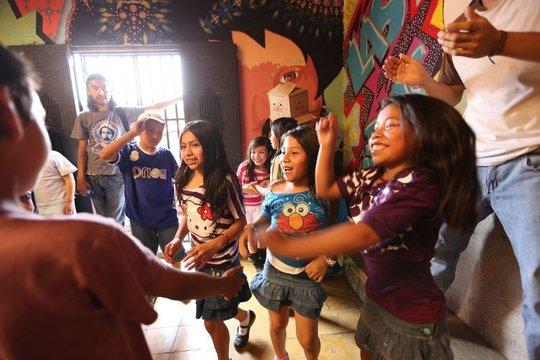 Los Patojos Jocotenango, Guatemala