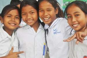 Bring Well Being & Education to Children Globally