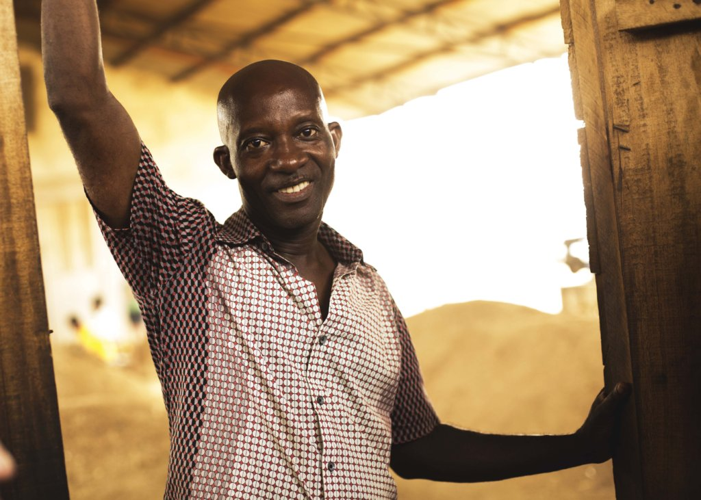 Osei: the adaptive entrepreneur