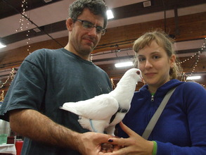New Adopters Met at an Adoption Fair