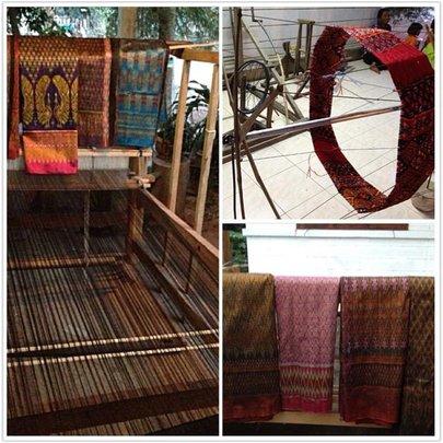 Buriram clothmaking project