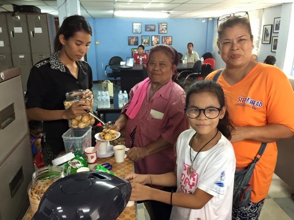 KFT Bangkok Monthly Meeting Brings Hope