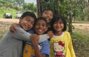 Help 500 At-Risk Thai Women & Children Step Ahead.