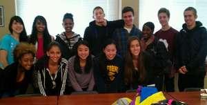 Members of TSC Team February 2012