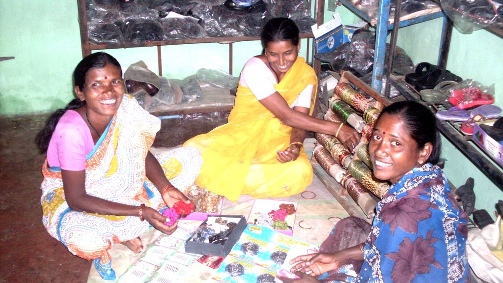 Empower deserted women and widows in rural India
