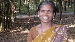Mangala from village Kangaon.