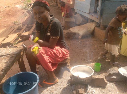 SMALL INCOME 30 REFUGEE WOMEN RAPE VICTIMS UGANDA
