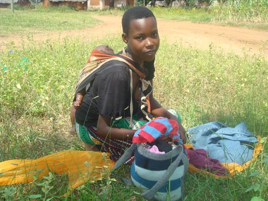 Educate 100 Kenyan girls rescued from child labor