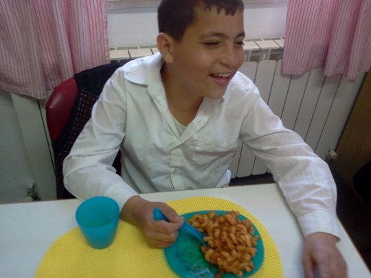 Help Feed Traumatized Children in Bethlehem
